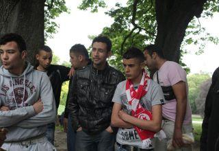 migrants tunisiens